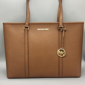 Michael Kors Sady Laptop Lg Mf TZ Tote leather